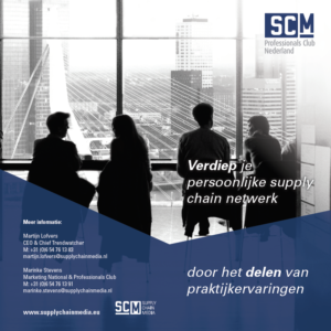 Lidmaatschap Supply Chain Professionals Club