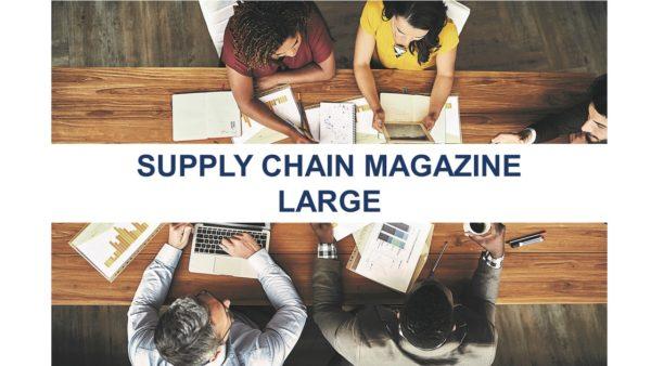 Company subscription Supply Chain Magazine large