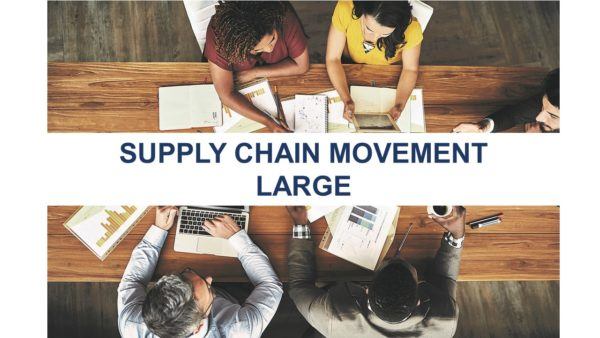 Company subscription Supply Chain Movement large