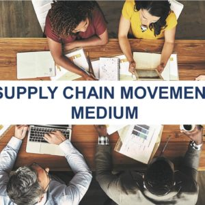 Company subscription Supply Chain Movement medium