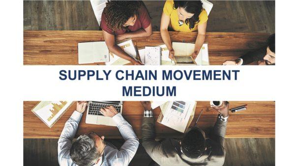 Company subscription Supply Chain Movement medium