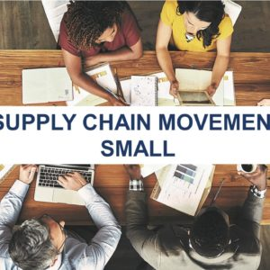 Company subscription Supply Chain Movement small